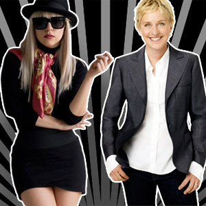 Ellen DeGeneres and Lady Gaga Make Forbes' 2012 Most Powerful Women List