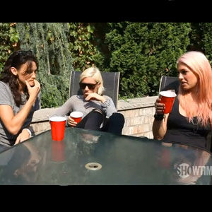 Watch: 'The Real L Word's Somer Fridays' - Never Have I Ever