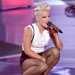 Watch: P!nk Blows the VMAs 'One Last Kiss'