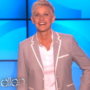 Watch: Ellen DeGeneres Begins Season 10 With P!nk