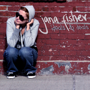 Out Artist Jana Fisher Just Wants '$30K'