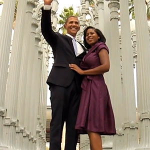 Watch: Obama Gangnam Style Featuring Out Actress Dalila Ali Rajah as Michelle