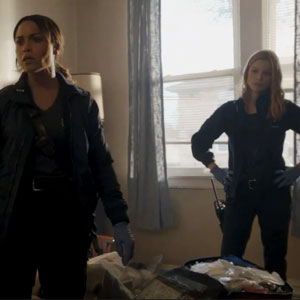 Watch: 'Chicago Fire' Pilot Episode Featuring Lauren German as Lesbian Character