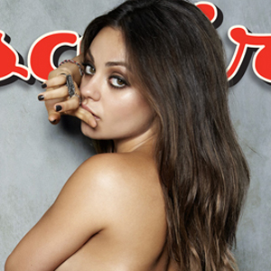 Shot of The Day: Mila Kunis is Esquire's Sexiest Woman Alive