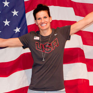 US Volleyball Silver Medalist Stacy Sykora Comes Out