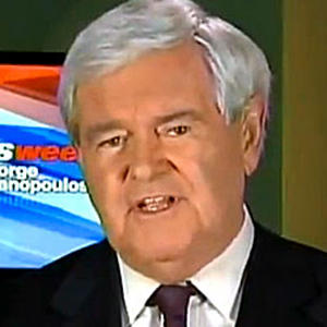 Watch: Newt Gingrich Says Everyone Opposes Rape, So 'Get Over It'