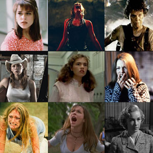 Top 10 Final Girls of Slasher Flicks