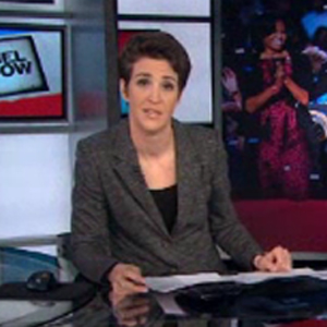 Watch: Rachel Maddow Says Republicans 'Shellacked' by Election