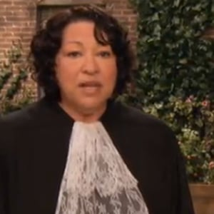 Watch: Supreme Court Justice Sotomayor Talks Girly Careers on Sesame Street