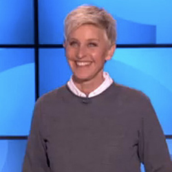 Watch: Ellen DeGeneres Approves of SNL's Kate McKinnon's Ellen Impression