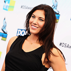 U.S. Women's Soccer Team Goalie Hope Solo's Fiancé Arrested Following Physical Altercation