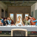Lesbian Last Supper as Depicted by Graphic Artist Bronwyn Lundberg