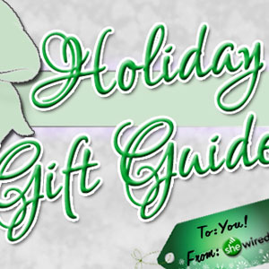 Holiday Gift Guide 2012 - For the Gay Girls in Your Life!