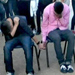 Principal Forces Boys to Hold Hands in School Courtyard as Form of Punishment