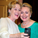 Shot of the Day: Meryl Streep and Hillary Clinton Create a New Meme?