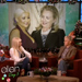 Watch: Ellen DeGeneres Quizzes Christina Aguilera about Hillary Clinton Boob Gawking Shot