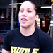 Former Marine Liz Carmouche Becomes UFC's First Openly Gay Fighter