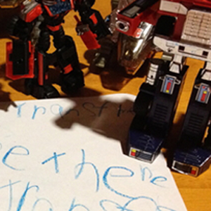 Five-Year-Old Petitions Hasbro To Make Girl Transformers