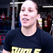 UFC's First Out Fighter Liz Carmouche Gets Support from Organization President