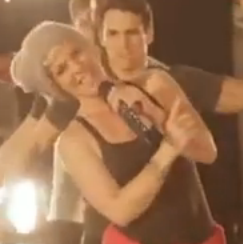 Watch: P!nk 'Gets Dancy' for The Truth About Love Tour Rehearsals