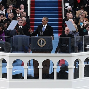 Watch: Obama's History Making LGBT-Inclusive Inauguration Speech