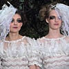 Shot of the Day: Lagerfeld's Couture Lesbian Brides