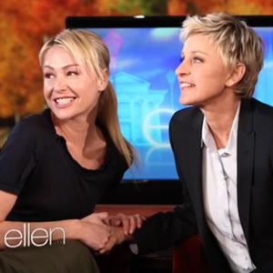 Watch: Ellen DeGeneres Celebrates Wife Portia De Rossi's 40th Birthday