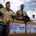 Jennifer Tyrrell Helps Deliver 1.4 Million Signatures to Boy Scouts