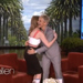 Watch: Ellen DeGeneres Grabs Jessica Chastain's Butt - Apologizes Later