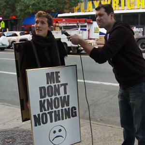 Watch: Gay Men Know Nothing About Women's Bodies