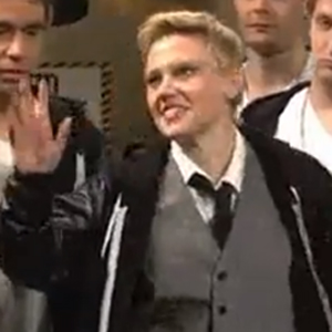 Watch: Kate McKinnon As Ellen DeGeneres As Justin Bieber