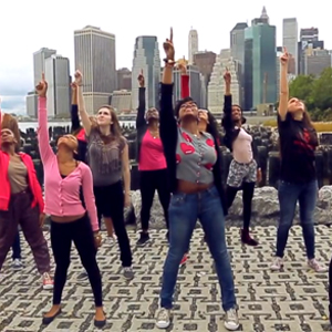 Watch: Join One Billion Rising to End Violence Against Women