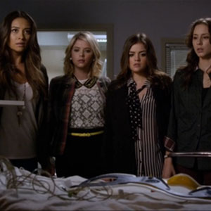 'Pretty Little Liars' Ep. 3.19 Recap: Spencer Invents Strip History Trivia