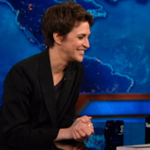 Watch: Rachel Maddow Calls Supreme Court Justice Antonin Scalia a 'Troll' On 'The Daily Show with Jon Stewart'