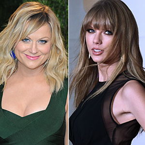 Amy Poehler, Tina Fey Agree with Taylor Swift That They're Going to Hell