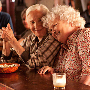 Why You Can't Watch Olympia Dukakis Go Lesbian In 'Cloudburst'
