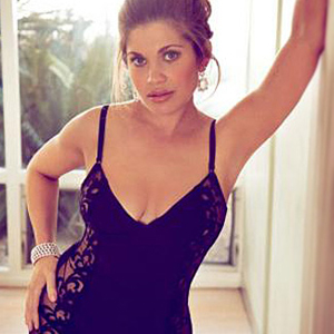 Shot of the Day: Danielle Fishel (a.k.a. Topanga) Reveals Her Girl Crush, Killer Curves for 'Maxim'