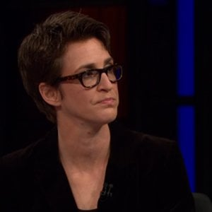 Watch: Rachel Maddow's First Date With Her Partner Was At a Gun Range