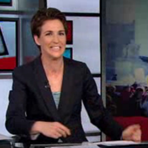 Watch: What Supreme Court Argument Made Rachel Maddow Throw Things?
