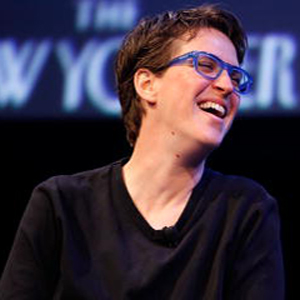 Happy 40th Birthday Rachel Maddow: A Fangirl's Retrospective