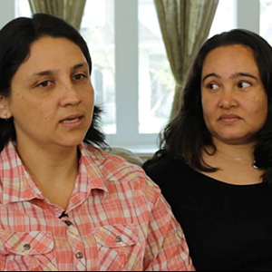 Watch: Meet These Binational Lesbian Moms Threatened by DOMA
