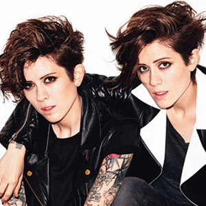Shot of the Day: Tegan and Sara Go Mainstream for 'Glamour'