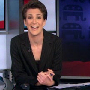 WATCH: Rachel Maddow Slams GOP's Inability to Get Off The (Bigotry) Sauce