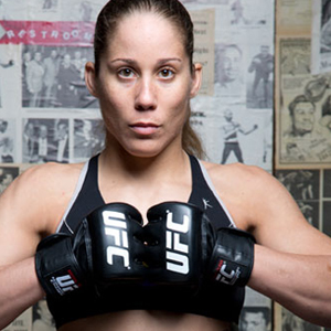 WATCH: Liz Carmouche Wins UFC's First Lesbian Cage Match