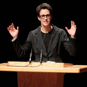 Should Rachel Maddow Go to Russia in 2014 to Cover Possible Human Rights Violations During the Olympics?