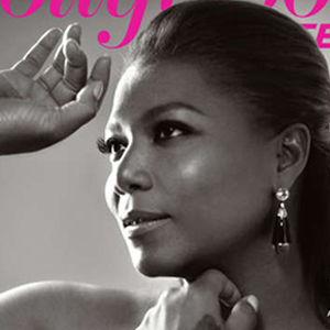 Shot of the Day: Queen Latifah Covers 'Hollywood Reporter'