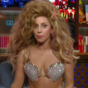 WATCH: Lady Gaga Has Taken 'A Few Dips In The Lady Pond'