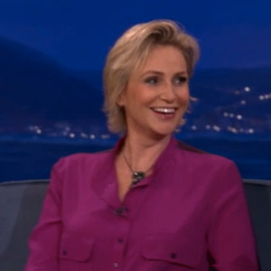 WATCH: Jane Lynch Reveals 'Big Lesbo Crush' on Olivia Newton-John