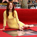 Shot of the Day: Julianne Moore Gets Her Star on the Walk of Fame