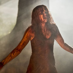 REVIEW: Scary White: A Sharp New Take on Carrie's Cautionary Tale